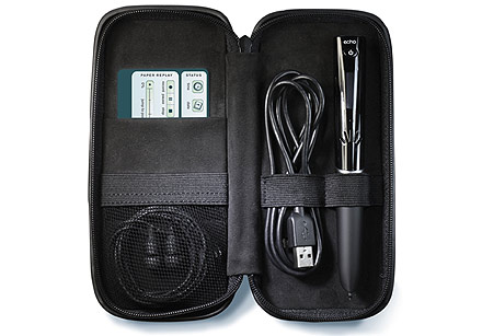 De luxe Carrying Case Livescribe Smartpen interieur
