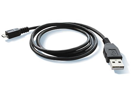 Micro-USB-kabel 0,9 meter