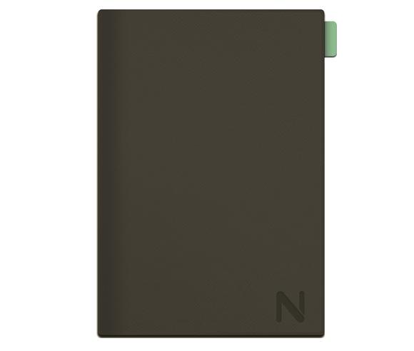 N Holder Grey