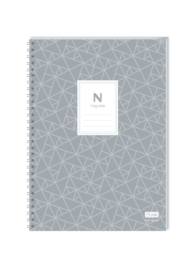 N ring notebook