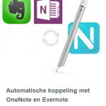 Neo Smartpen N2 sync met Evernote en OnenOte