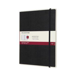 Moleskine Paper Tablet Black XL lijntjes N°1