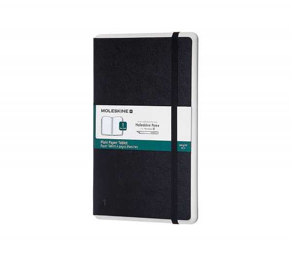 Moleskine Paper Tablet Black blanco N°1