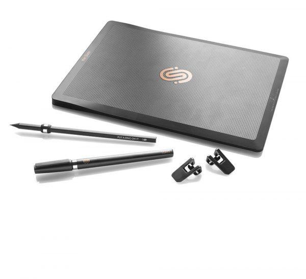 The Slate 2+ Pen, potlood en clips