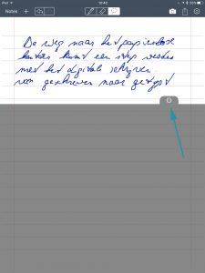 MyScript Memo Digitaal Schrijven