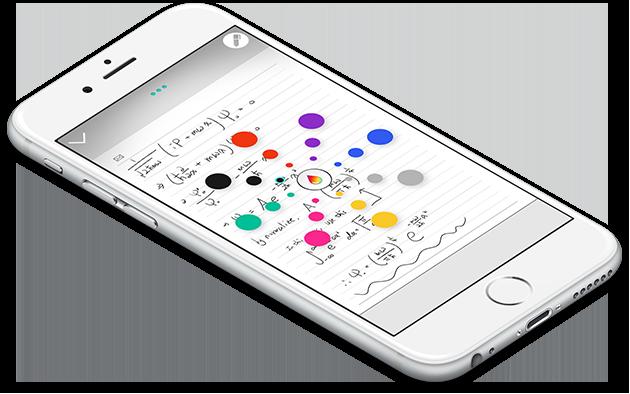 Neo Notes kleuren