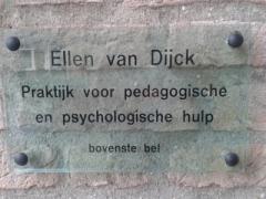Ellen van Dijck Psycholoog