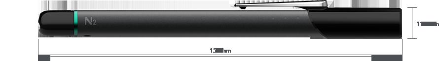 Neo Smartpen N2 slank en licht