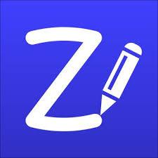 Zoomnotes app