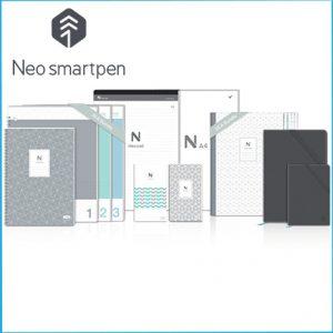 Neo en Dimo Smartpen papier