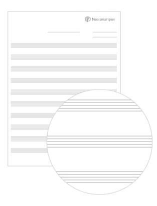 N-code PDF Manuscript papier