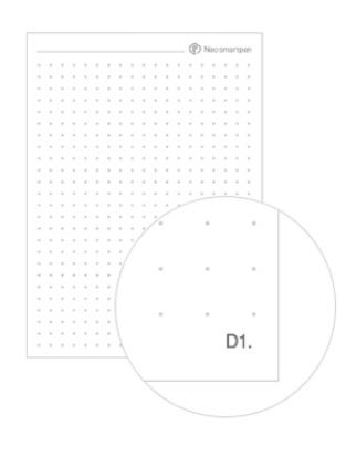N-code PDF Puntjes - Dots
