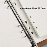 Newyes Black & Blue PU Notebook 1