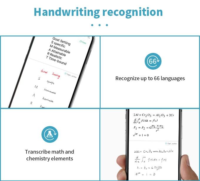 Handschriftherkenning