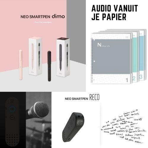 Neo Dimo en Neo Smartrecorder
