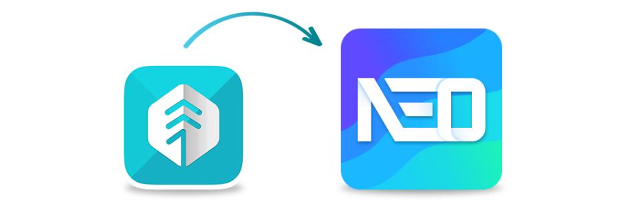 Neo Notes naar Neo Studio